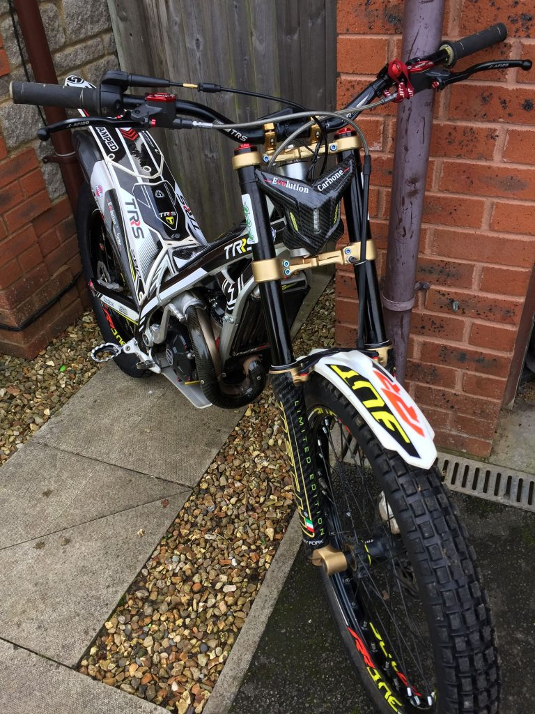 trs amped graphics